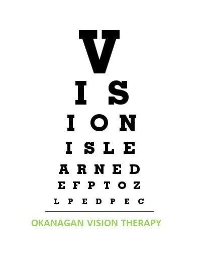 Okanagan Vision Therapy - Vision is learning