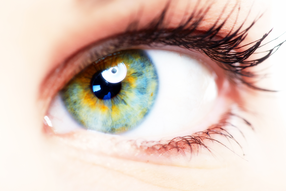 Okanagan Vision Therapy - Beautiful Woman eye. Vision and optometry background.