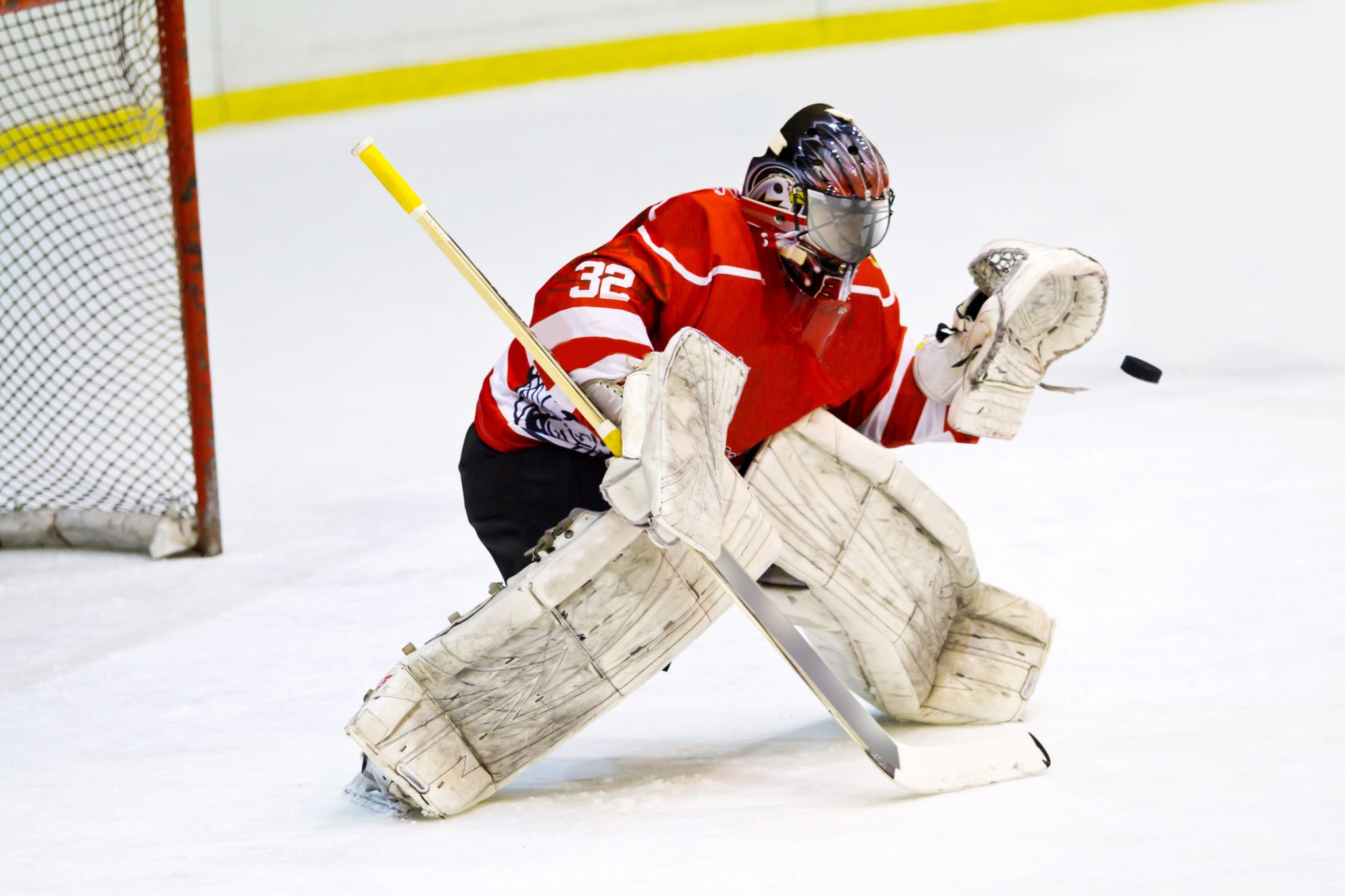 Vision Training for Goaltenders | Okanagan Vision Therapy