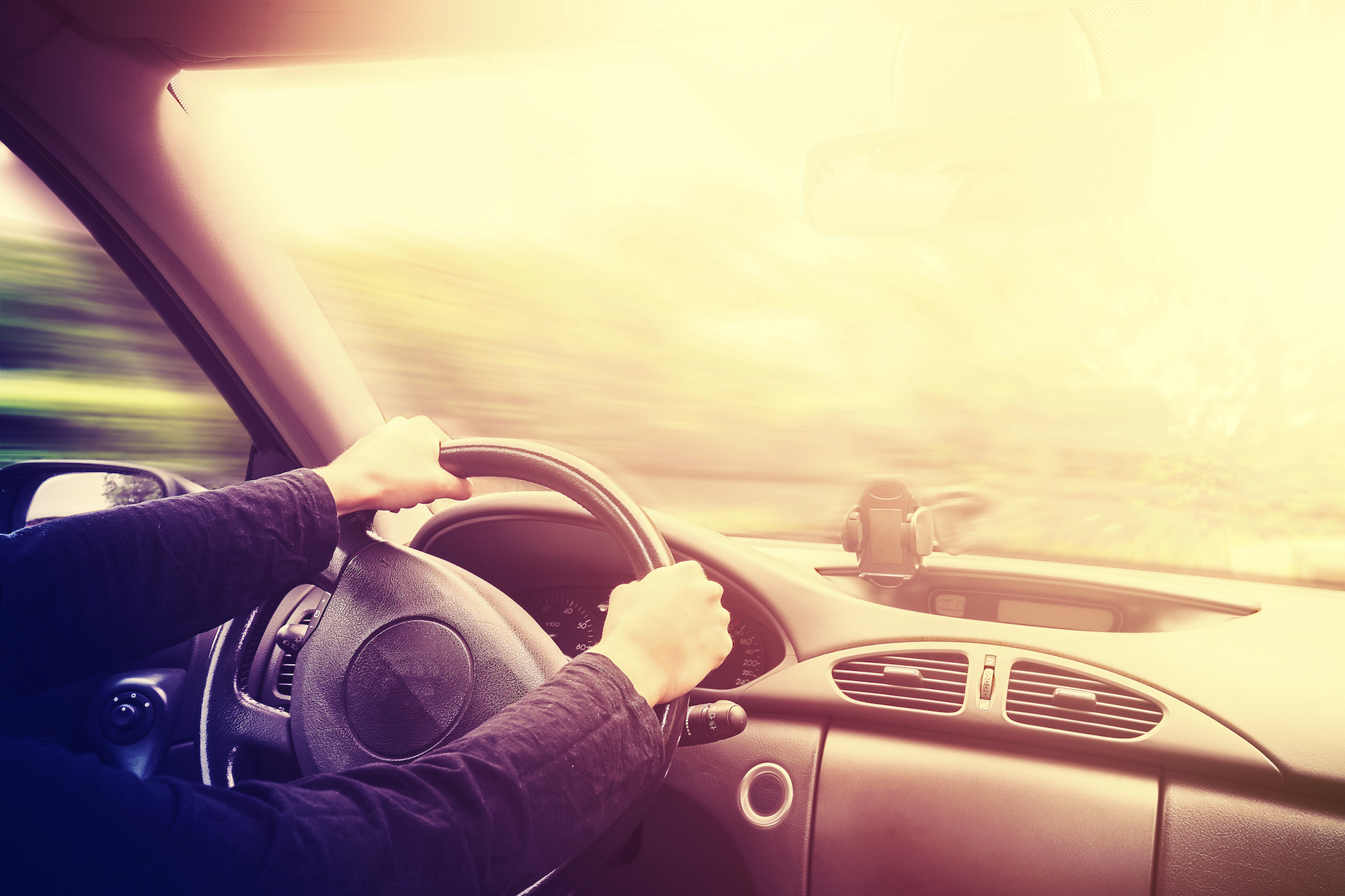 Dizziness while Driving | Vision Therapy Solutions